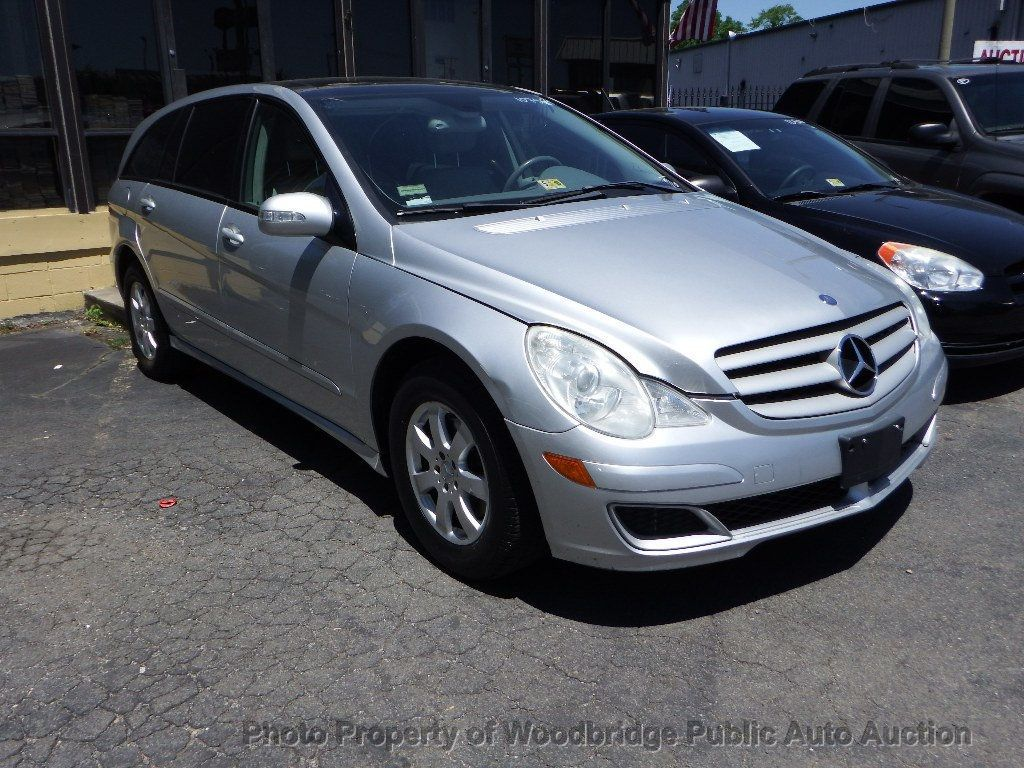 2006 used mercedes benz r350 at woodbridge public auto for Mercedes benz r350 2006