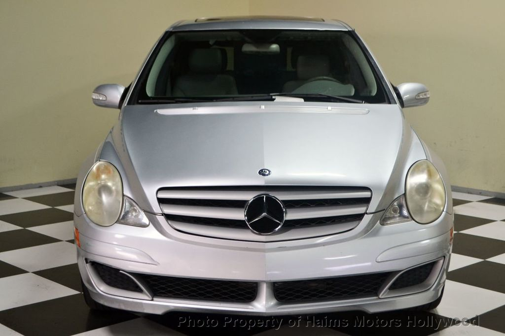 2006 used mercedes benz r class r350 4matic 4dr 3 5l at for Mercedes benz r350 2006