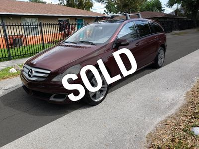 2006 Mercedes-Benz R-Class R350 4MATIC 4dr 3.5L - Click to see full-size photo viewer