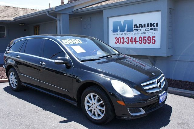Bmw Dealership Denver >> 2006 Used Mercedes-Benz R-Class R350 4MATIC 4dr 3.5L at ...