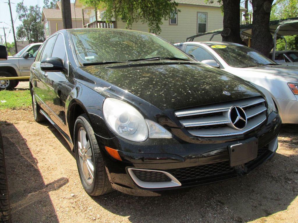 2006 Mercedes Benz R Class R500 4MATIC 4dr 5.0L   14880803   1