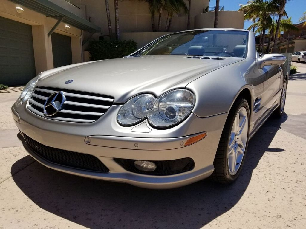 2006 Mercedes-Benz SL500 AMG SPORT PKG  - 17819462 - 9