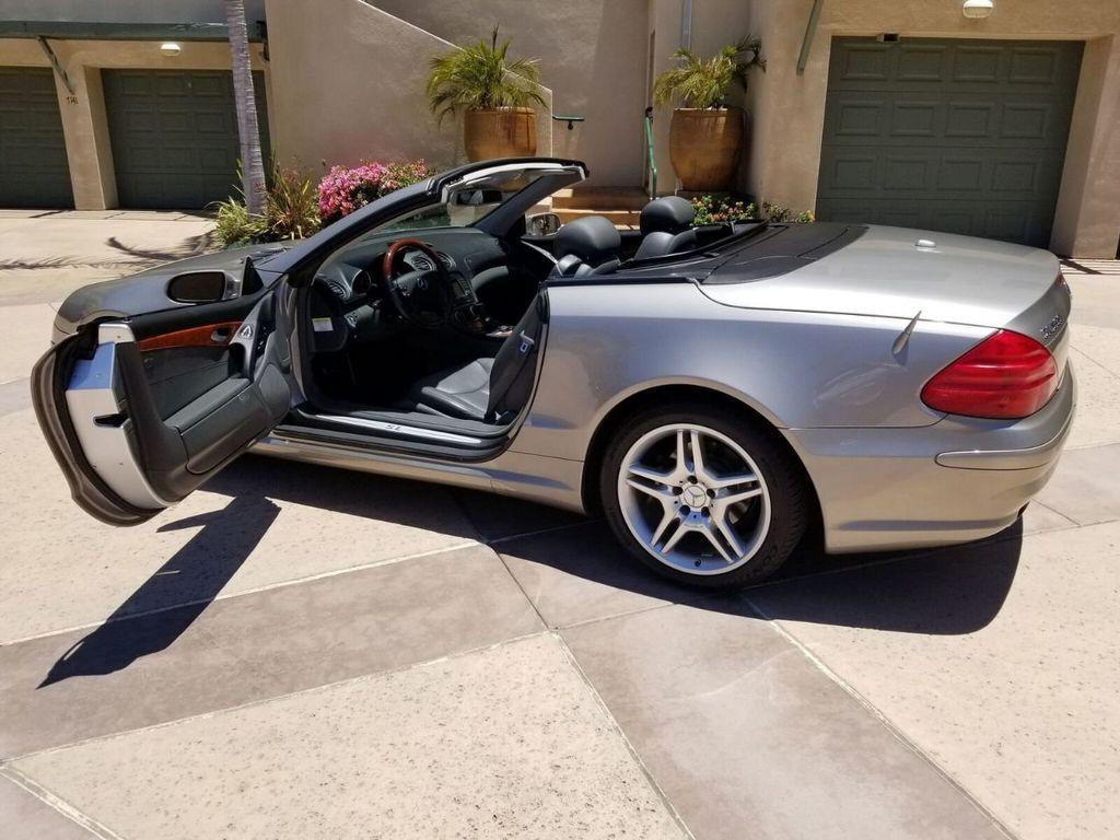 2006 Mercedes-Benz SL500 AMG SPORT PKG  - 17819462 - 22