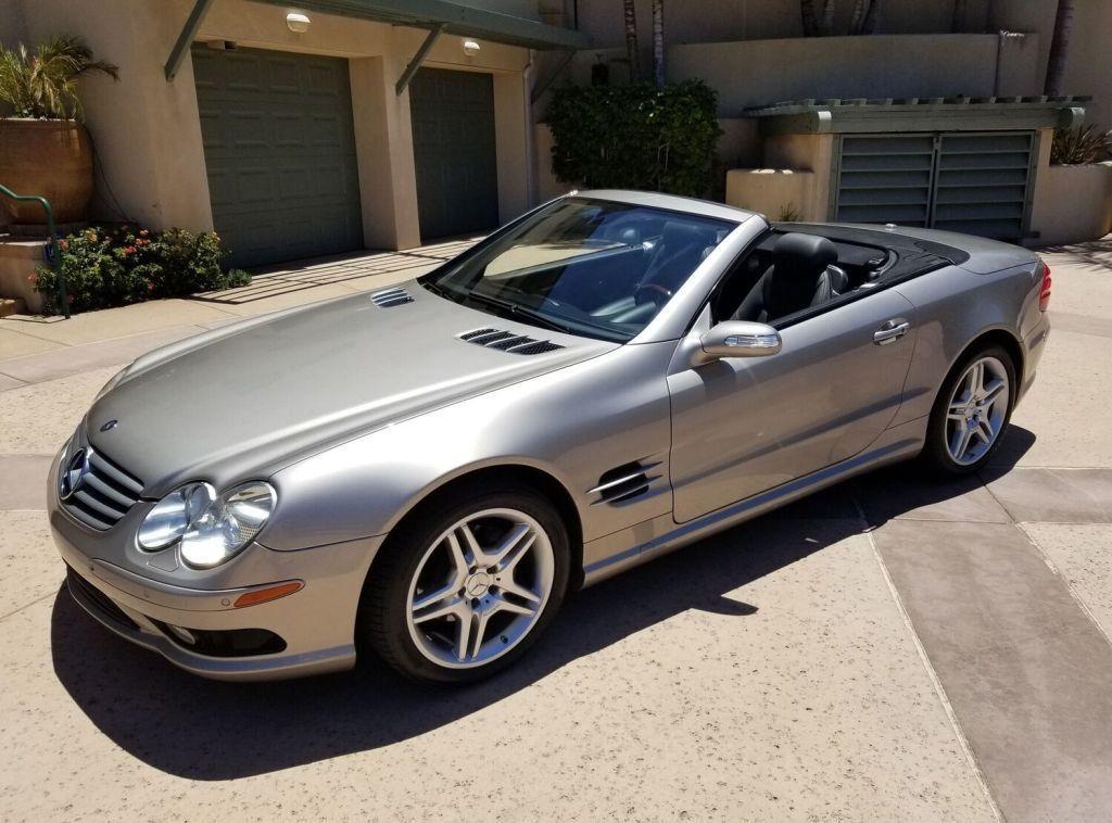 2006 Mercedes-Benz SL500 AMG SPORT PKG  - 17819462 - 33