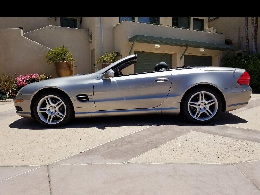 2006 Mercedes-Benz SL500 AMG SPORT PKG  - 17819462 - 34