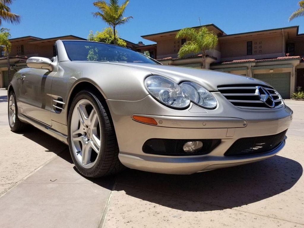 2006 Mercedes-Benz SL500 AMG SPORT PKG  - 17819462 - 35