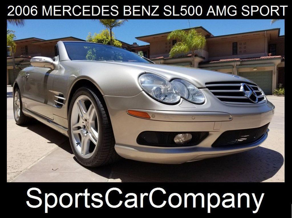 2006 Mercedes-Benz SL500 AMG SPORT PKG  - 17819462 - 4