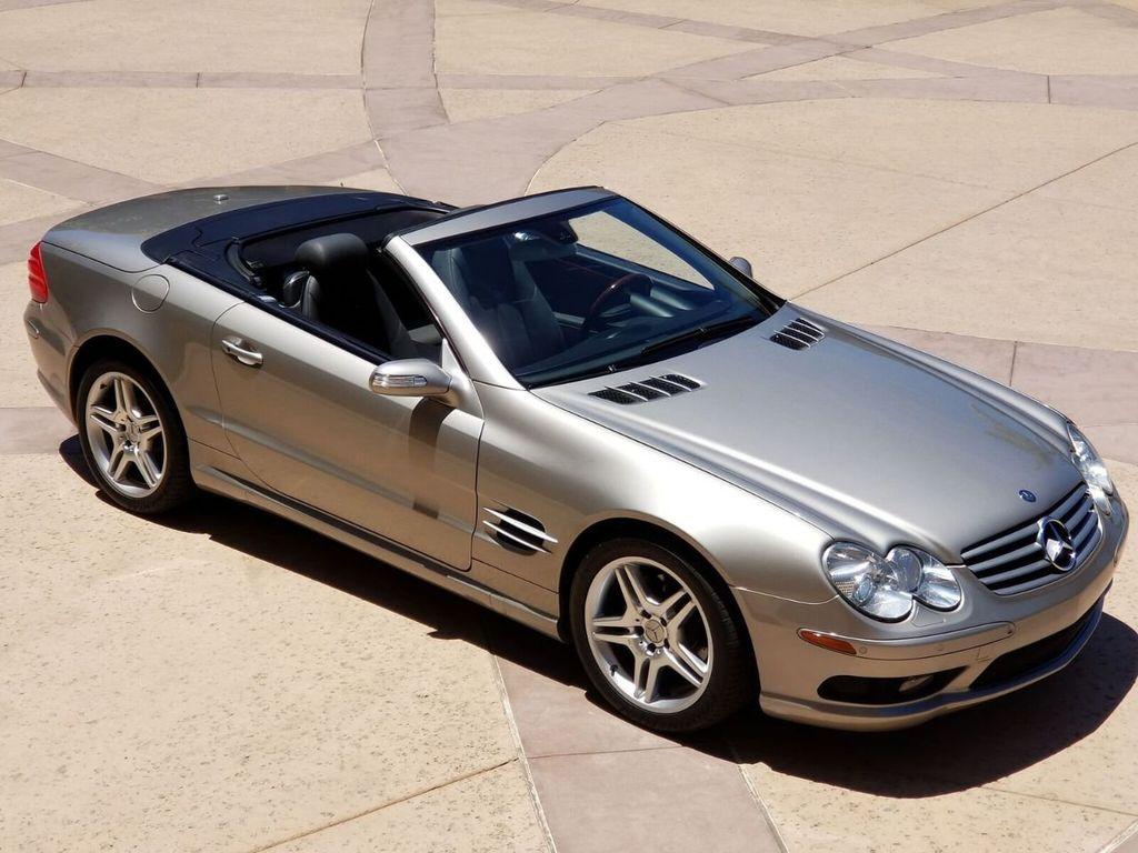 2006 Mercedes-Benz SL500 AMG SPORT PKG  - 17819462 - 5