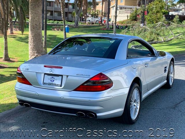 2006 Mercedes-Benz SL55  - Click to see full-size photo viewer