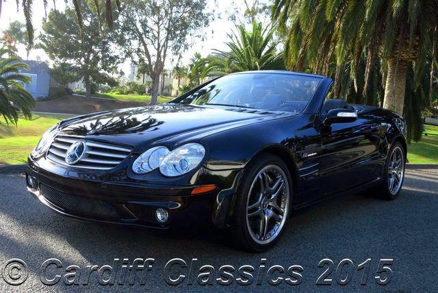 2006 Used Mercedes-Benz SL65 AMG Twin-Turbo V12 at Cardiff Classics ...