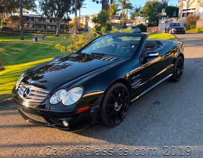 2006 Mercedes-Benz SL65 AMG Twin Turbo V12 Convertible