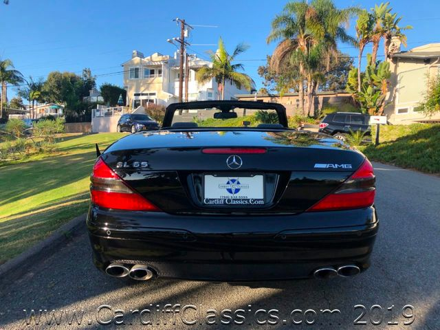 2006 Mercedes-Benz SL65 AMG Twin Turbo V12 - Click to see full-size photo viewer