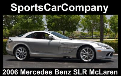 2006 Mercedes-Benz SLR McLaren  - Click to see full-size photo viewer