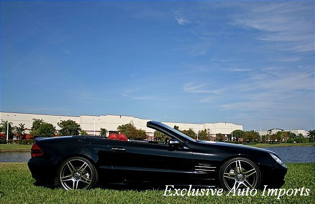 2006 Mercedes-Benz SL-Class SL500 - Click to see full-size photo viewer