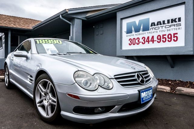 2006 Mercedes Benz Sl Cl Sl500 2dr Roadster 5 0l 16740759 0