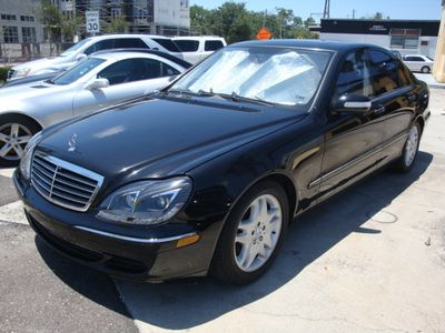 2006 Mercedes-Benz S-Class S350 4dr Sdn 3.7L Sedan