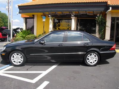 2006 Mercedes-Benz S-Class S350 4dr Sdn 3.7L - Click to see full-size photo viewer