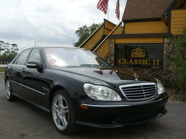 2006 Used MercedesBenz S55 AMG at Classic II Auto Serving