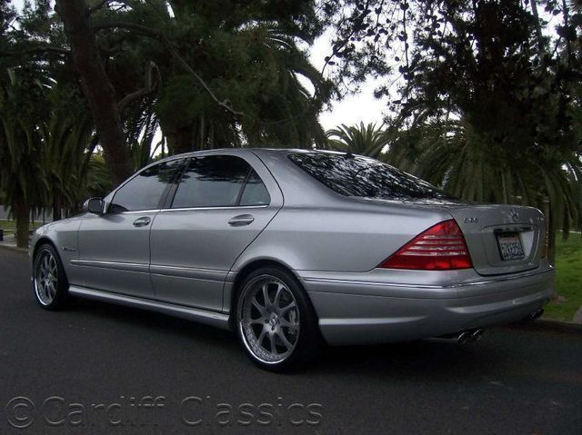 2006 Used Mercedes-Benz S65 AMG at Cardiff Classics Serving ...