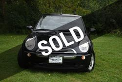 2006 MINI Cooper Convertible - WMWRF33516TF65220