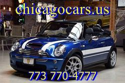 2006 MINI Cooper S Convertible - WMWRH335X6TF88571