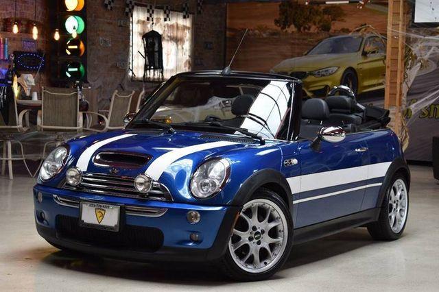 Mini Cooper Convertible For Sale >> 2006 Mini Cooper S Convertible Convertible For Sale Summit Argo Il 7 985 Motorcar Com