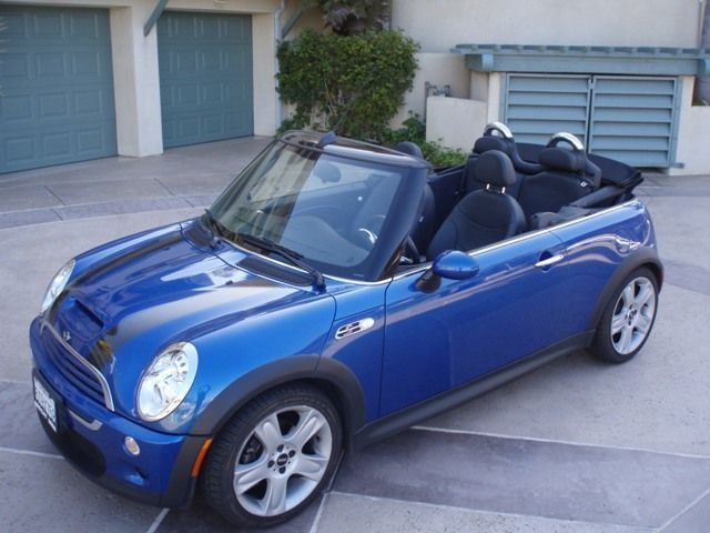 2006 Used Mini Cooper S Convertible At Sports Car Company Inc Serving La Jolla Iid 5202925