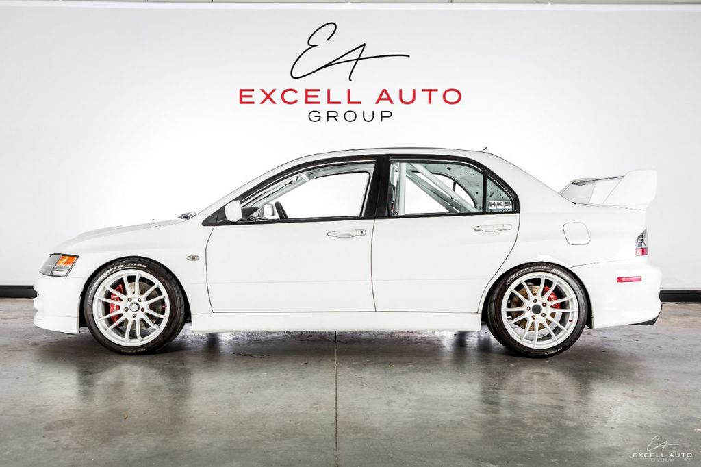 Used Mitsubishi Lancer >> 2006 Used Mitsubishi Lancer Evolution At Excell Auto Group Serving