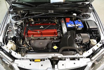 2006 Mitsubishi Lancer Evolution IX MR SE - Click to see full-size photo viewer