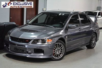 2006 Mitsubishi Lancer Evolution IX MR SE Sedan