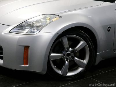 2006 Nissan 350Z 2dr Coupe Enthusiast Automatic - Click to see full-size photo viewer