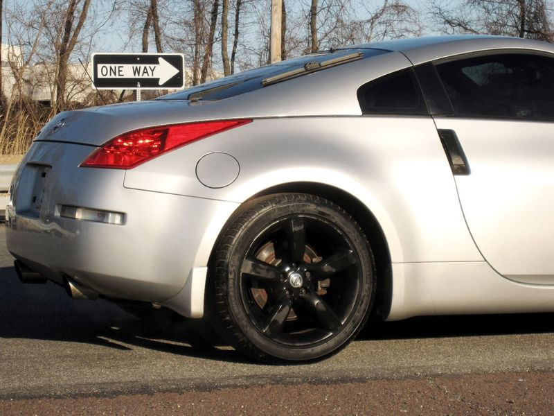 2006 Nissan 350Z 2dr Coupe Enthusiast Automatic - 19667531 - 10