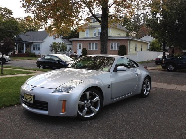 2006 Used Nissan 350z Coupe Touring At Luxury Automax Serving
