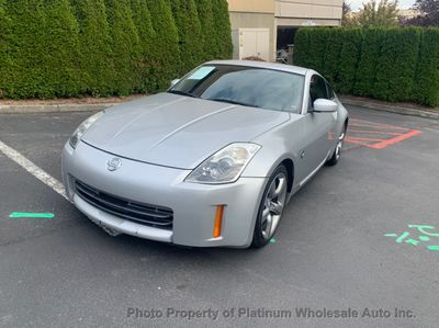 2006 Nissan 350Z Coupe >> 2006 Used Nissan 350z Dealer Serviced Runs Great Clean Non Smoker Fun Car At Platinum Wholesale Auto Inc Serving Woodinville Wa Iid 19415995
