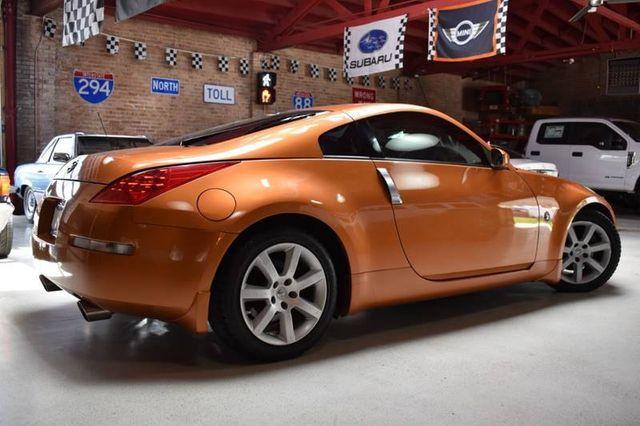2006 Nissan 350Z Coupe >> 2006 Nissan 350z Touring 2dr Coupe 3 5l V6 6m Coupe For Sale Summit Argo Il 9 895 Motorcar Com