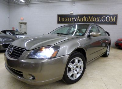2006 Nissan Altima 4dr Sedan I4 Automatic 2.5 S