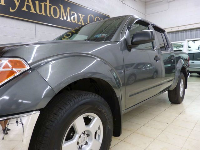2006 Used Nissan Frontier Se Crew Cab V6 Automatic 4wd At