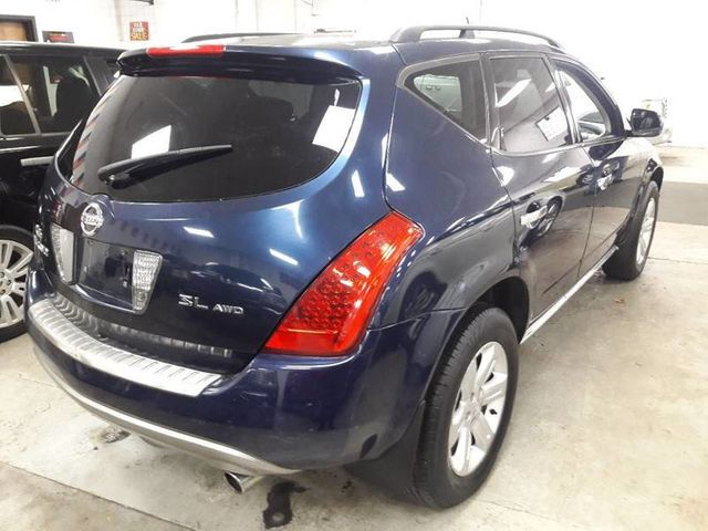 2006 used nissan murano awd sl premium at contact us serving cherry hill nj iid 15774251. Black Bedroom Furniture Sets. Home Design Ideas