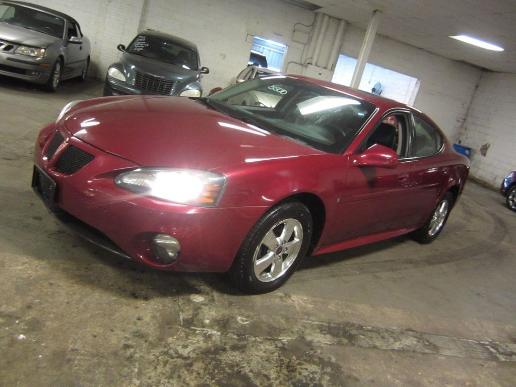 2006 used pontiac grand prix gt 3 8l v6 premium at. Black Bedroom Furniture Sets. Home Design Ideas
