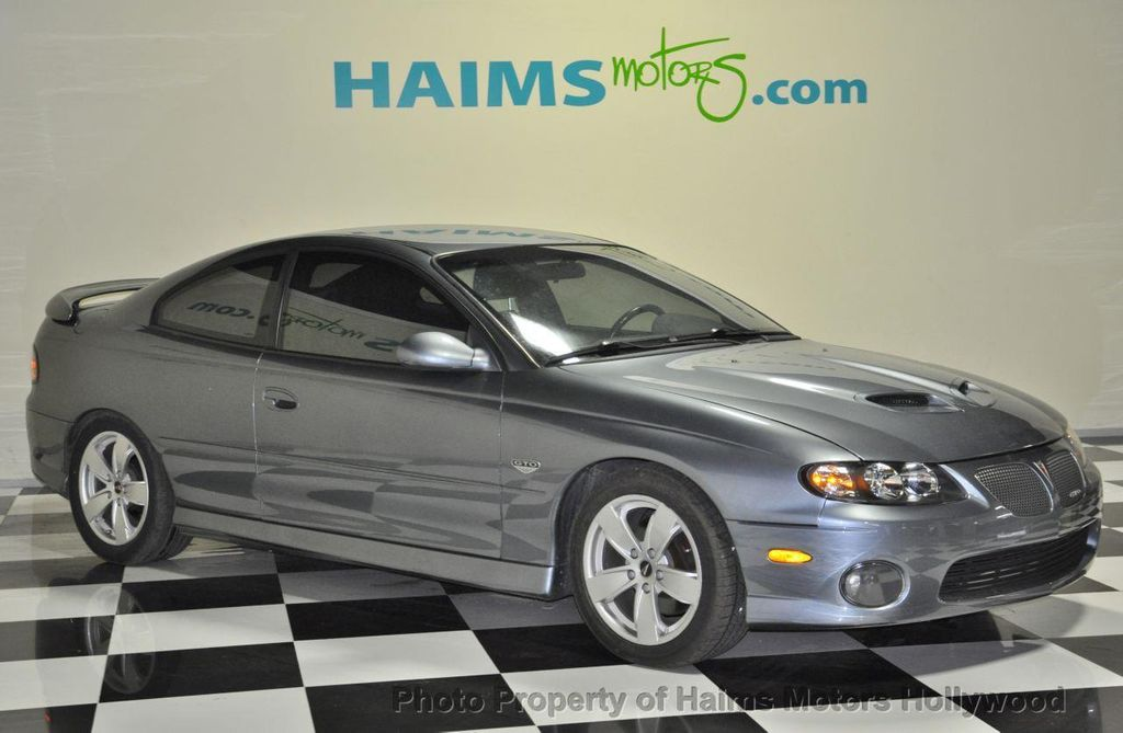 2006 Used Pontiac GTO 2dr Cpe at Haims Motors Serving Fort ...