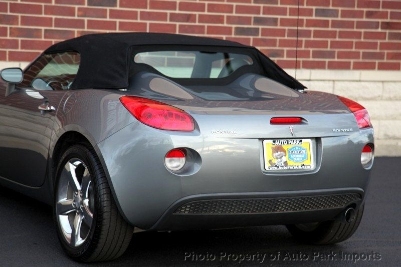 2006 Pontiac Solstice 2dr Convertible - Click to see full-size photo viewer