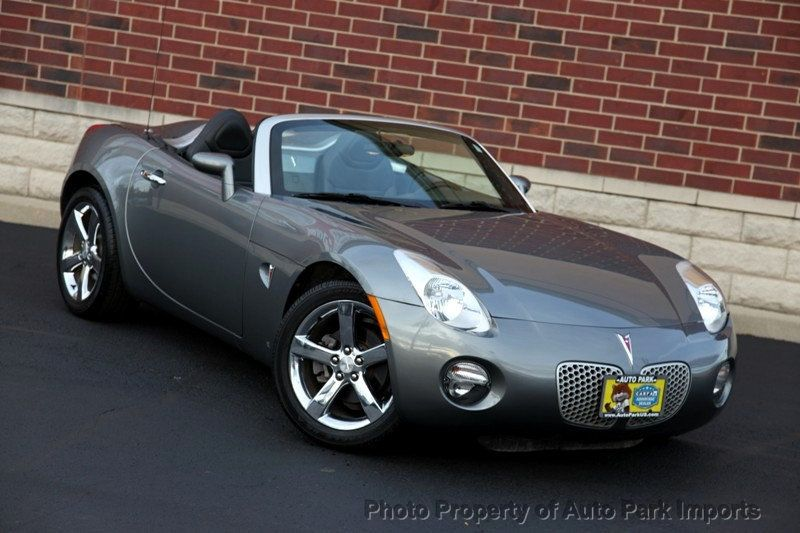 2006 used pontiac solstice 2dr convertible at auto park