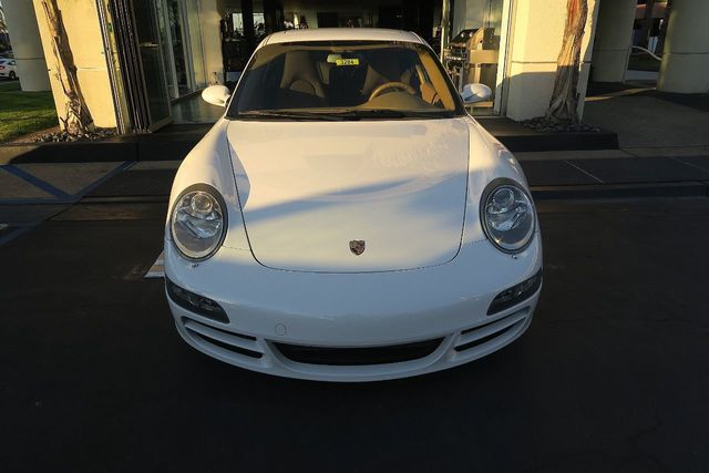 2006 Porsche 911 Carrera S - Click to see full-size photo viewer