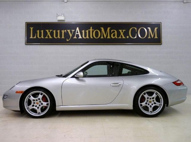 2006 Porsche 911 Carrera S Click To See Full Size Photo Viewer
