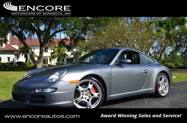 2006 Porsche 911 Carrera S W/Navigation and Sport Chrono