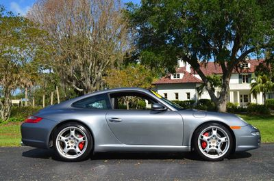 2006 Porsche 911 Carrera S W/Navigation and Sport Chrono - Click to see full-size photo viewer