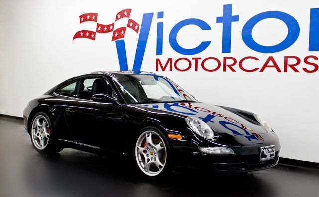 2006 Porsche 997 Carrera S - Click to see full-size photo viewer