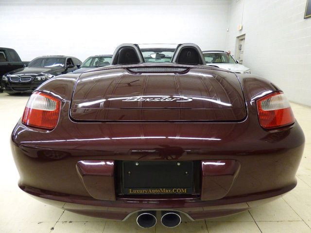 2006 Porsche Boxster 2dr Roadster S - Click to see full-size photo viewer