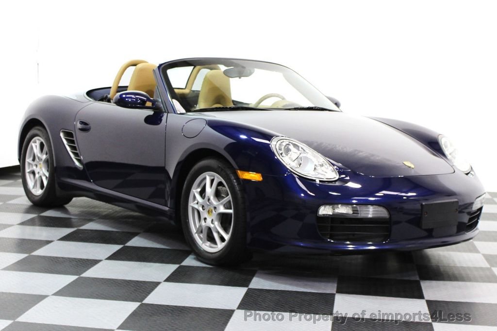 2006 Porsche Boxster CERTIFIED BOXSTER CONVERTIBLE TIPTRONIC - 16403553 - 12