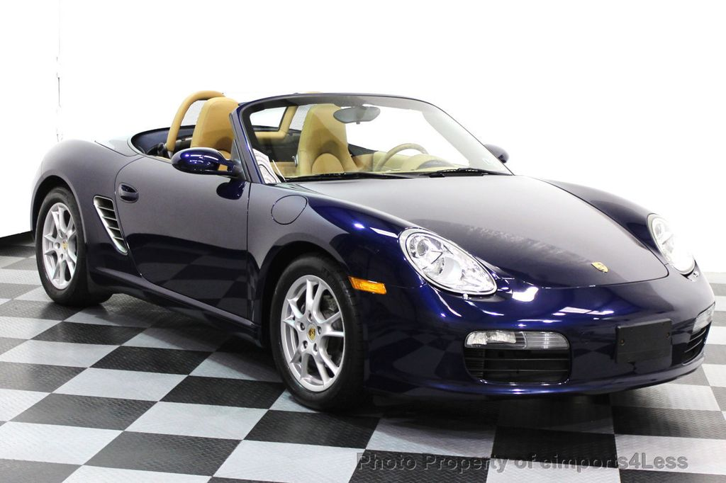 2006 Porsche Boxster CERTIFIED BOXSTER CONVERTIBLE TIPTRONIC - 16403553 - 13